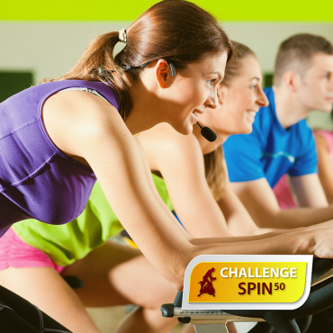 CHALLENGE SPIN 50